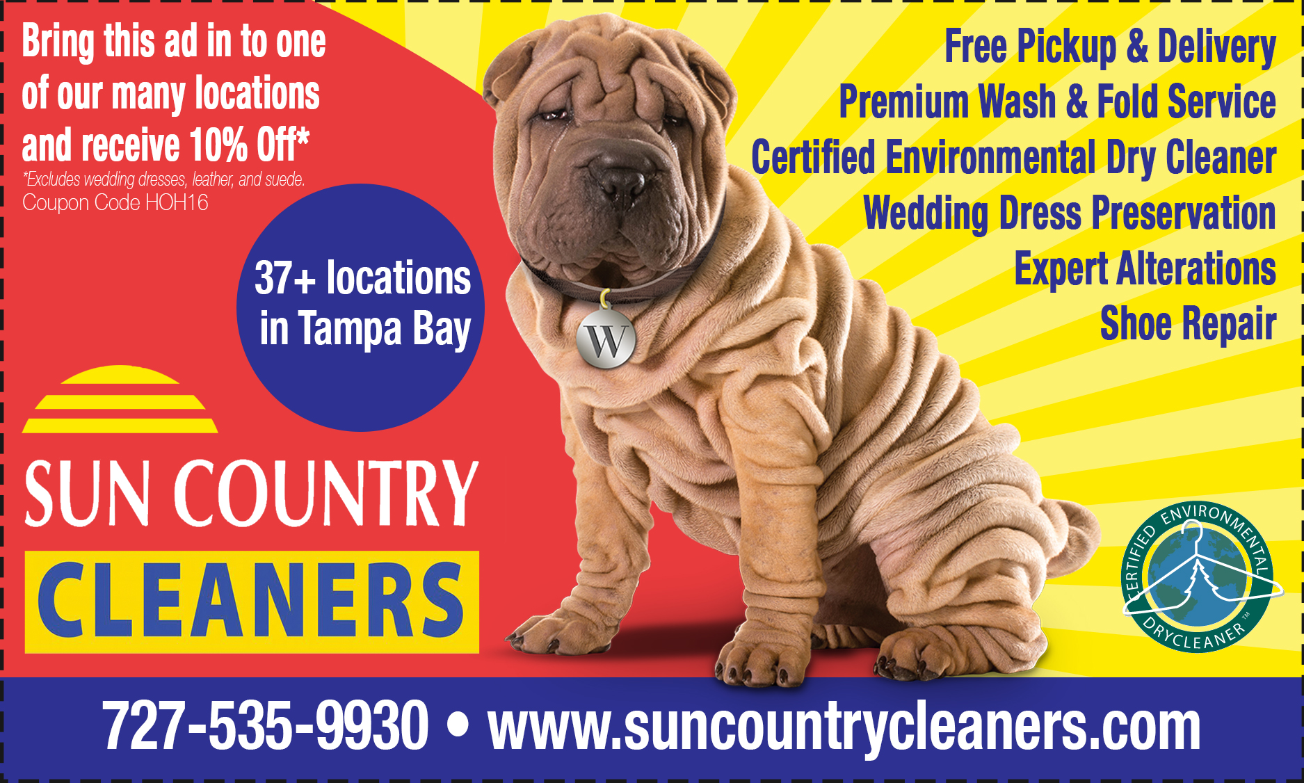 Sun Country Cleaners